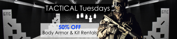 Body Armor Tactical Tuesdays in Warminster, PA
